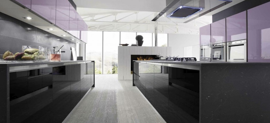 PRIMAFILA Kitchen Collection, Modern Kitchens In London Ontario, high gloss kitchens