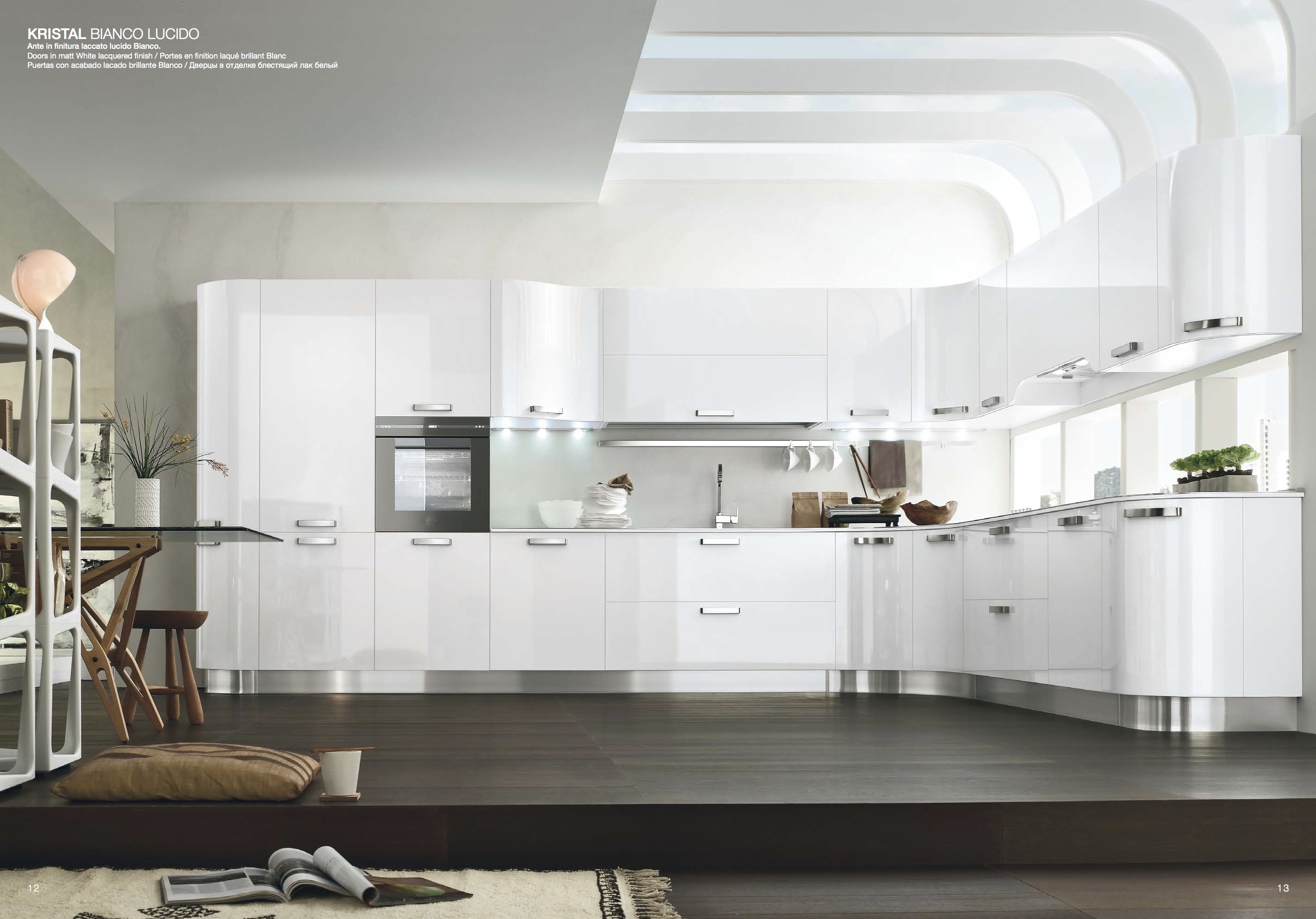 Modern kitchens visionary kitchens custom cabinetry for Amazing kitchens