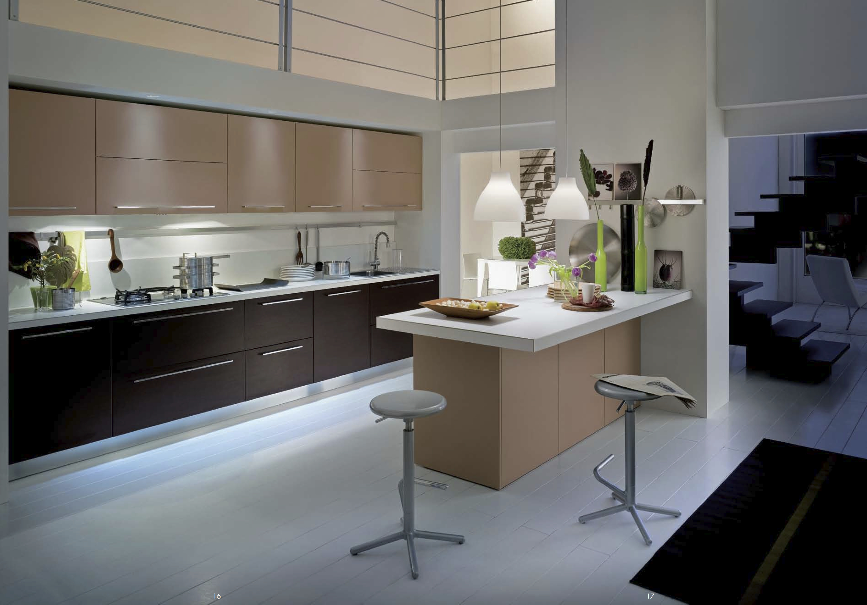 Modern kitchens visionary kitchens custom cabinetry for Modern kitchen renovations