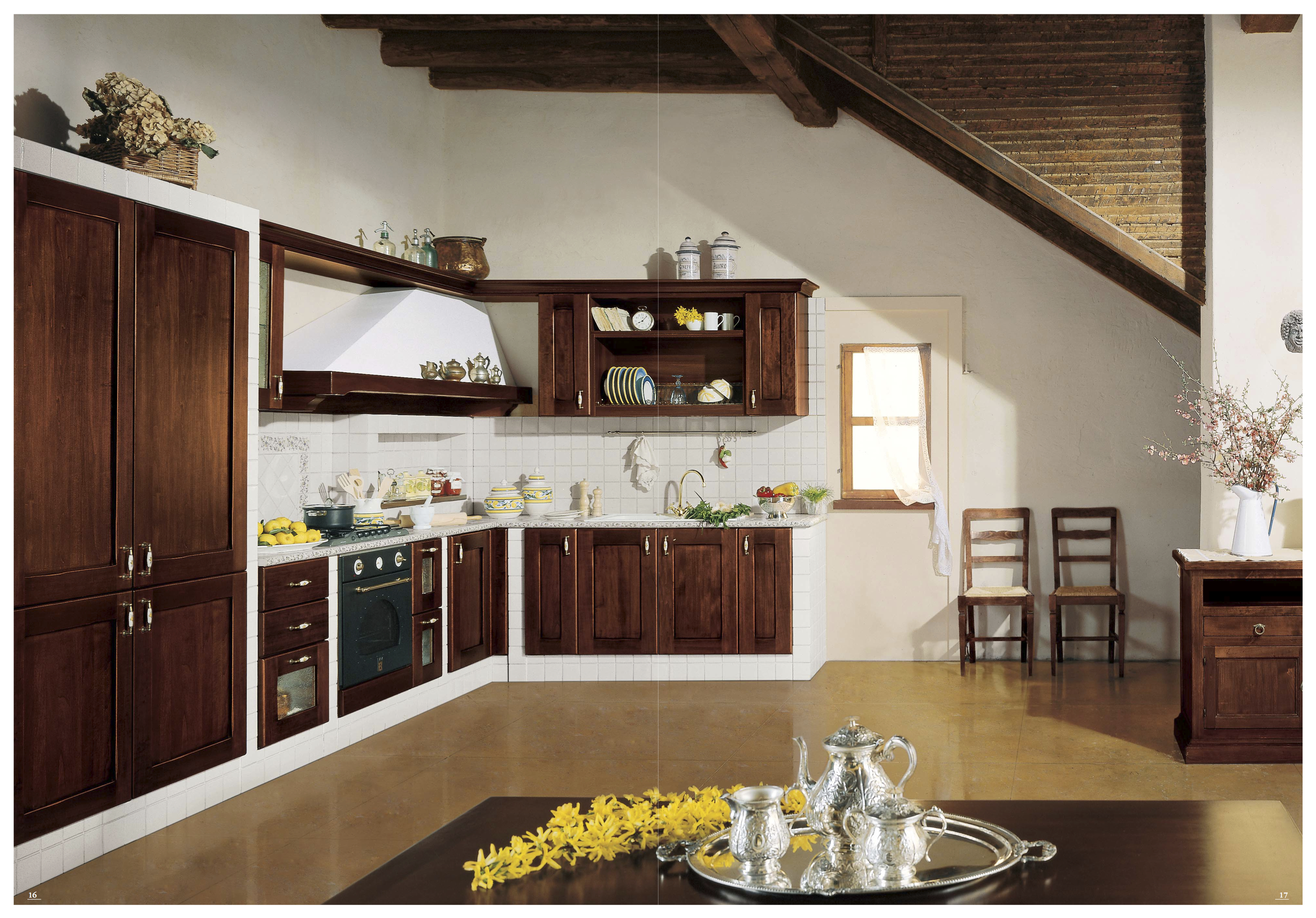 Classic kitchens visionary kitchens custom cabinetry for Classic style kitchen ideas